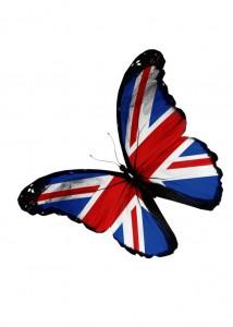 Butterfly Union Jack